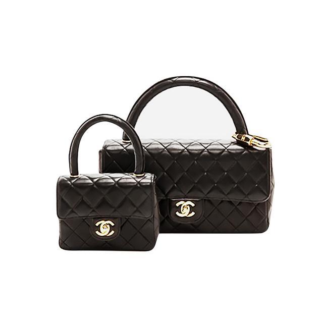 Chanel Chanel Double Bag Set