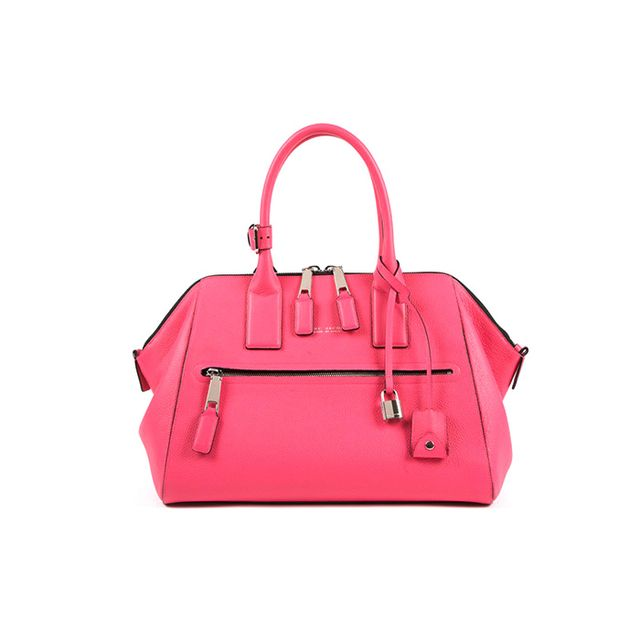 Marc Jacobs Medium Incognito Leather Satchel