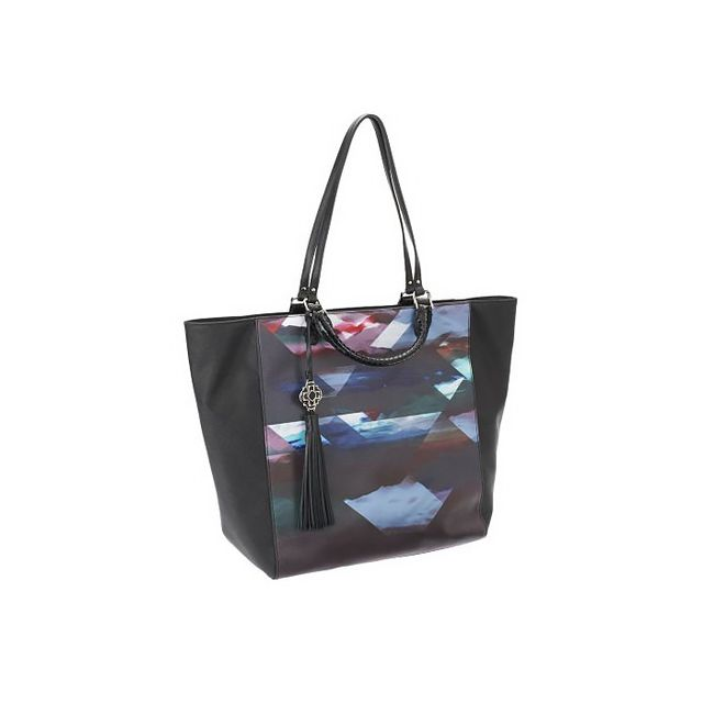 Rafe Large Joey Coated Canvas Tote