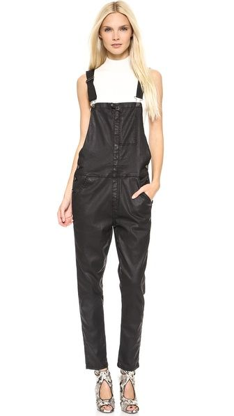 Current/Elliott Current/Elliott The Ranchhand Coated Overalls