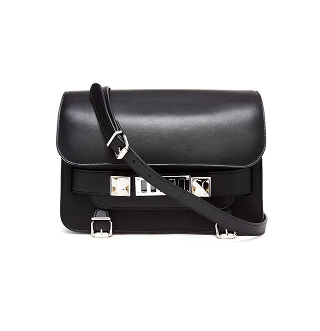 Proenza Schouler PS11 Classic Leather Shoulder Bag