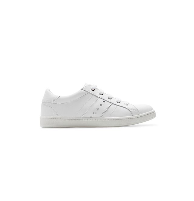 Zara Leather Sneakers
