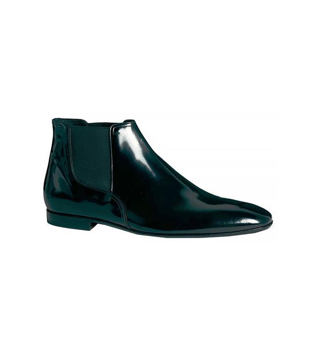Ronaldo Hi-Shine Chelsea Boots