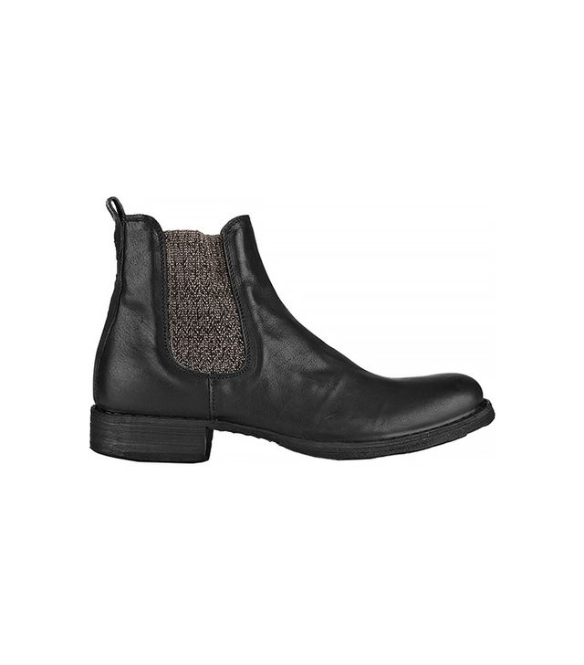 Fiorentini & Baker Etex leather Chelsea boots