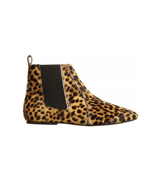 Isabel Marant Étoile Dewar Leopard-Print Boots