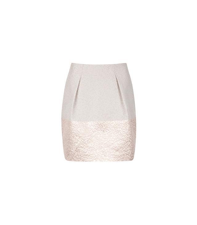 Ted Baker Falda Structured Tulip Skirt