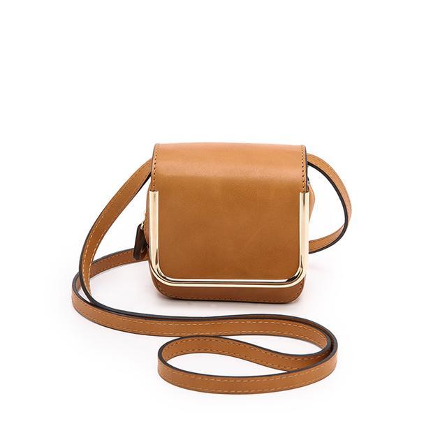 Carven Mini Leather Bag