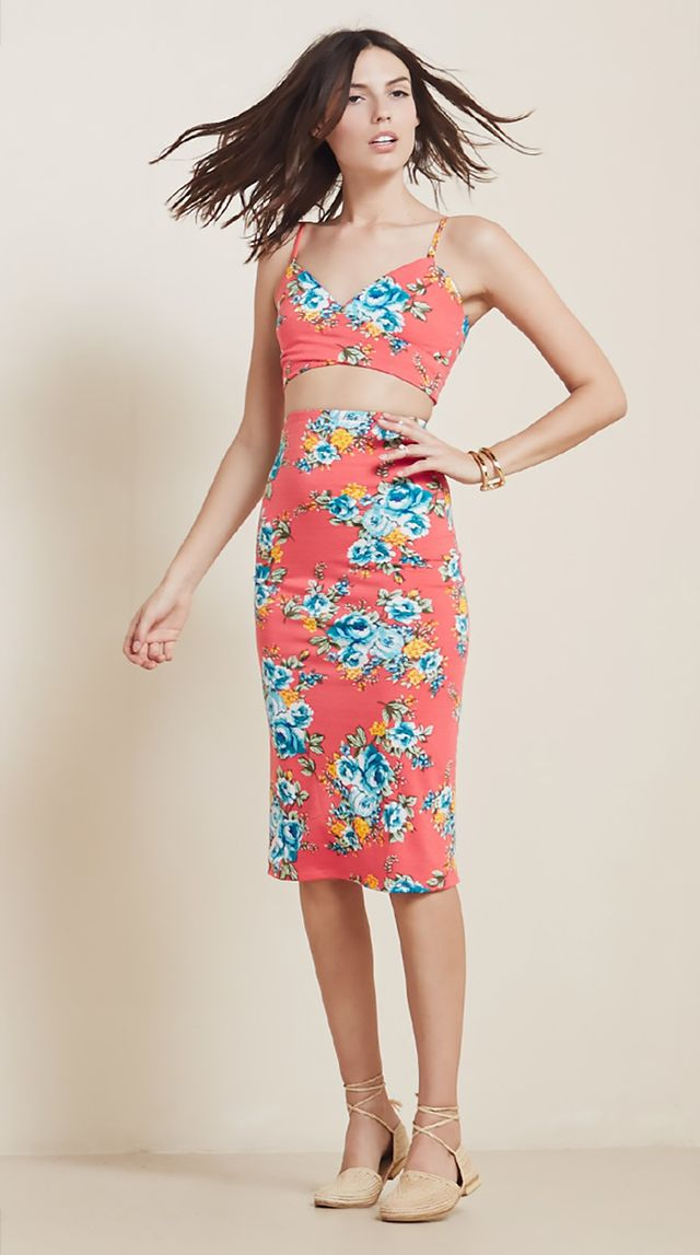 Reformation Turner Two Piece