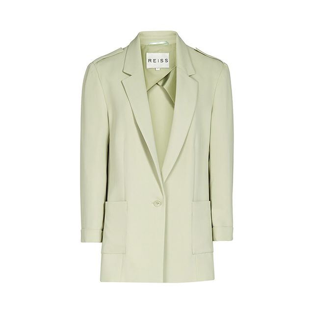 Reiss Cleopatra Relaxed Jacket