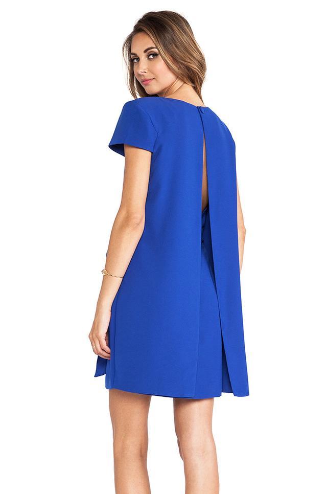 Lumier Modern Lover Cape Dress