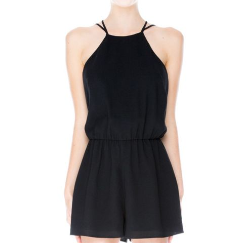 Giving In Playsuit