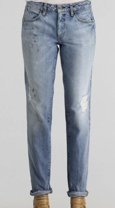 Paper Denim & Cloth  EZE Skinny Slouch Jeans