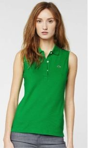 Lacoste Lacoste Short Sleeve Non-Stretch Pique Polo