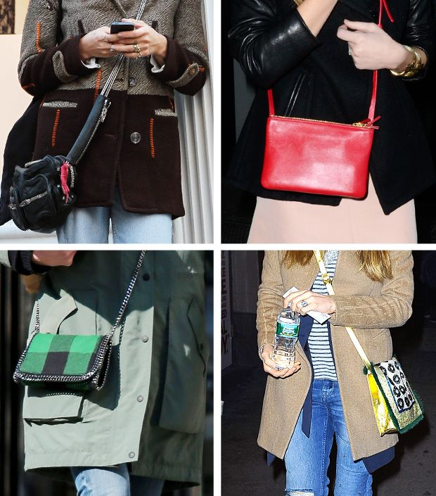 The Cross-Body Bags You Can't Miss This Spring