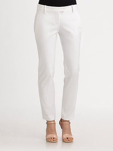 Theory  Sienna Cropped Pants