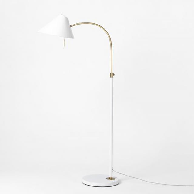 West Elm Midcentury Task Floor Lamp
