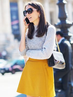 22 Fall Outfit Ideas Built Around Our Favourite Skirts