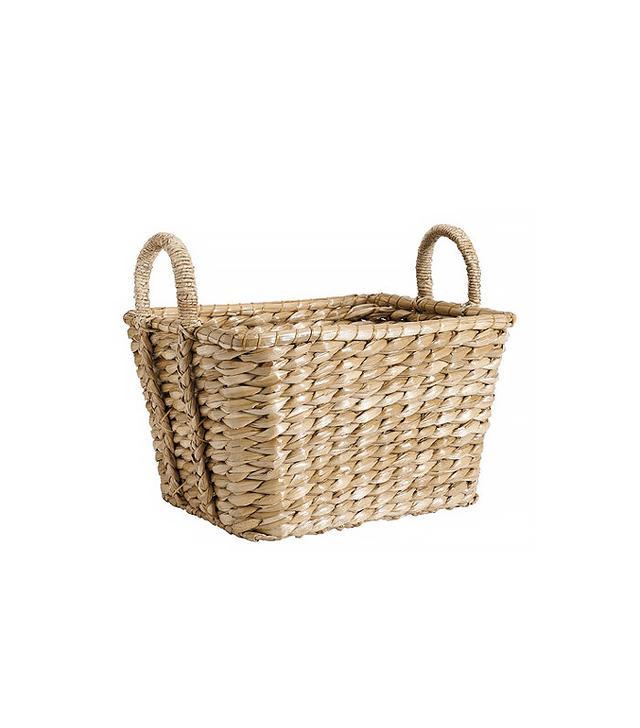 Ballard Designs Newport Braided Rectangular Basket