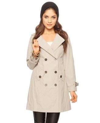Forever 21  Ripstop Trench Coat