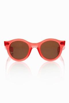Cacharel x Cutler & Gross  Circular Lens Sunglasses