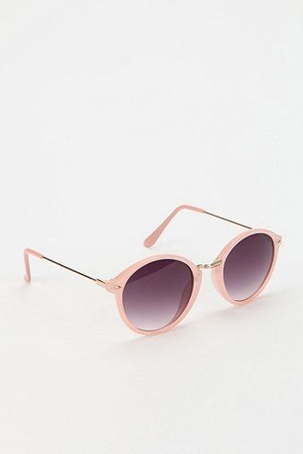 Urban Outfitters  Daisy Mae Round Sunglasses