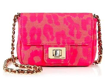 Juicy Couture Gretchen Brocade Mini Shoulder Bag