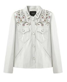 Isabel Marant Craig Elvis Leather Jacket