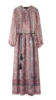 Isabel Marant Samuel Printed Dress