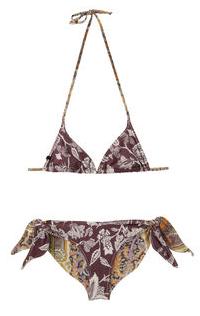 Isabel Marant Pavel Reversible String Bikini