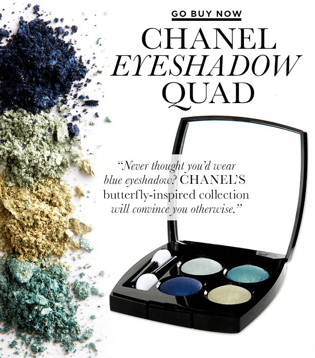 Chanel's Butterfly-Inspired Summer Colours