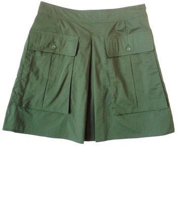 Friends & Associates Adelaid Utility Skirt