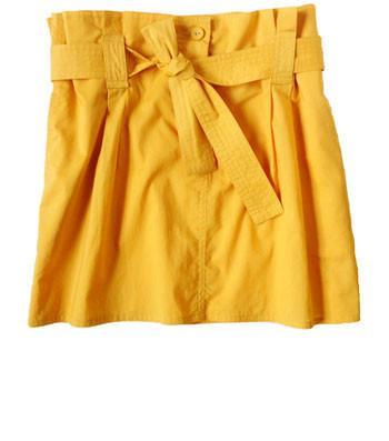 Friends & Associates Amelia Belted Skirt