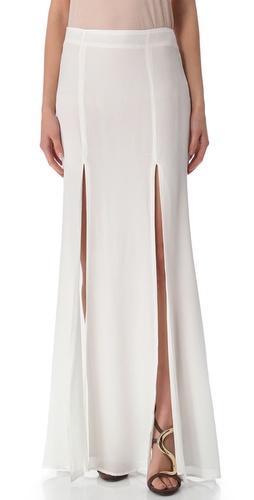 Ellery  Two Split Skirt