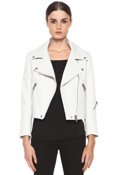 Acne Rita  Leather Jacket