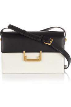 Saint Laurent  Lulu Medium Leather Shoulder Bag