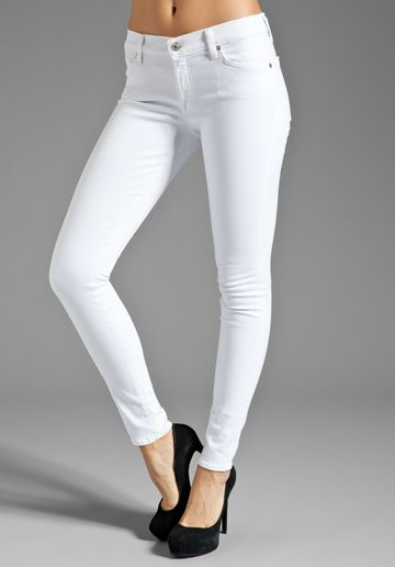 7 For All Mankind  The Skinny In Stark