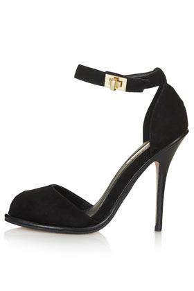 Topshop Raquel Twistlock Sandals