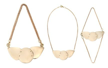 Bare Collection Bare Collection The Wanderlust Necklace