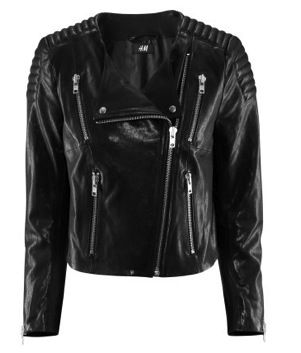 H&M  H&M Leather Jacket