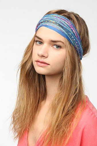 Urban Outfitters Textured Headwrap
