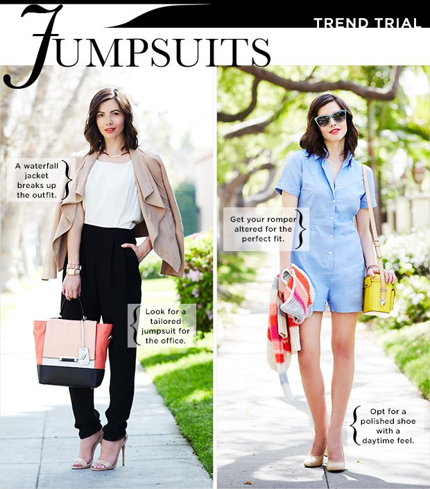 26d863712795 How To Style A Jumpsuit For Work And Play