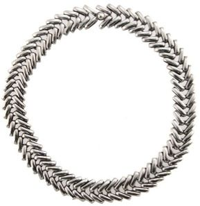 Giles & Brother Giles & Brother Wide Cere Necklace
