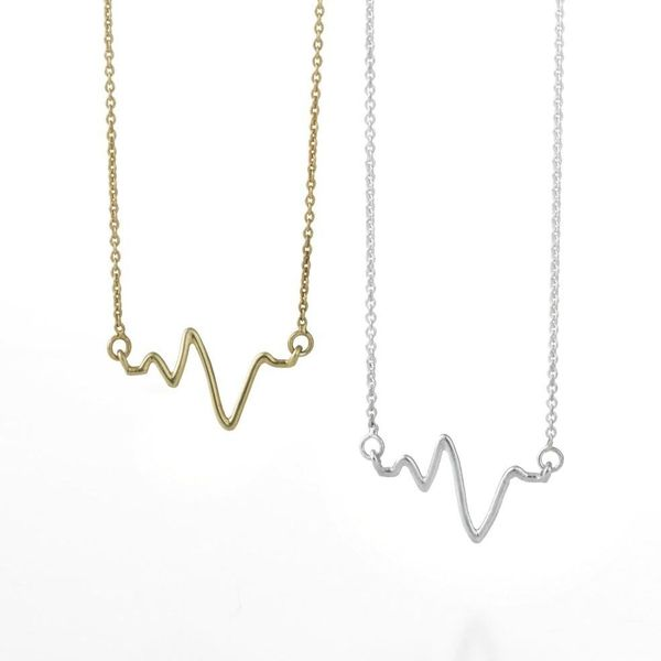Sarah Chloe Mini Heart.beat Necklace