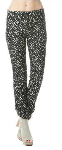 Beckley by Melissa Relaxed Printed Pants