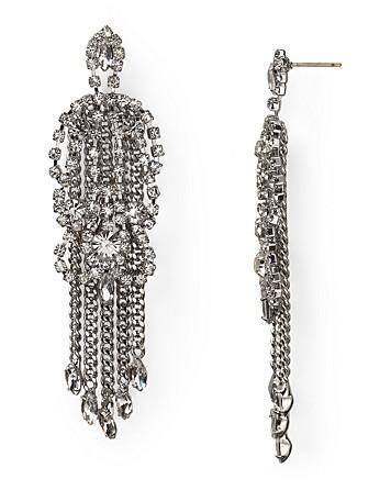 Carolee  Lux Chandelier Earrings