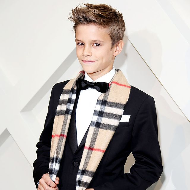 Romeo Beckham Is a Total Heartbreaker in Burberry's New Film