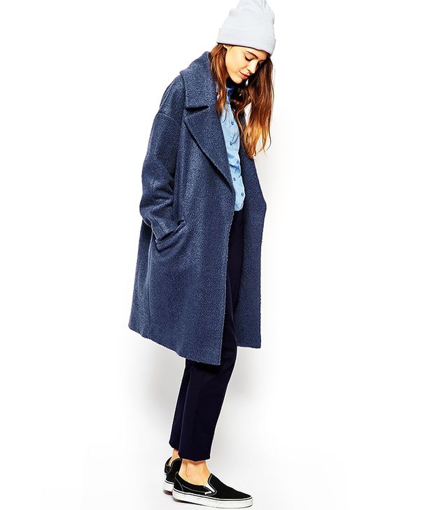 ASOS Slouchy Coat