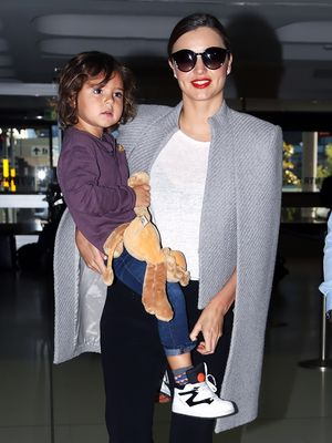 From Kate Moss to Alessandra Ambrosio, 8 Model Mums With Amazing Style