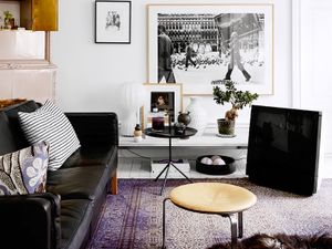Shop the Room: A Hip Art-Filled Living Room