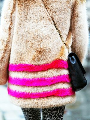 Is THIS the New It-Girl Coat?